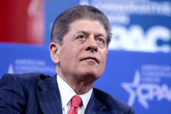 So was Judge Andrew Napolitano right all along about Obama and the Brits spying on Trump?
