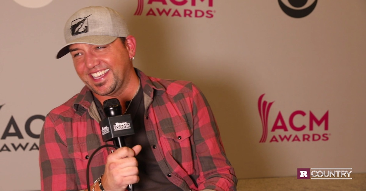 Jason Aldean admits to making some big changes in this hilarious video