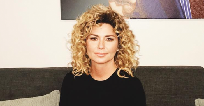 Shania Twain opens up about the big risk she took with her new single