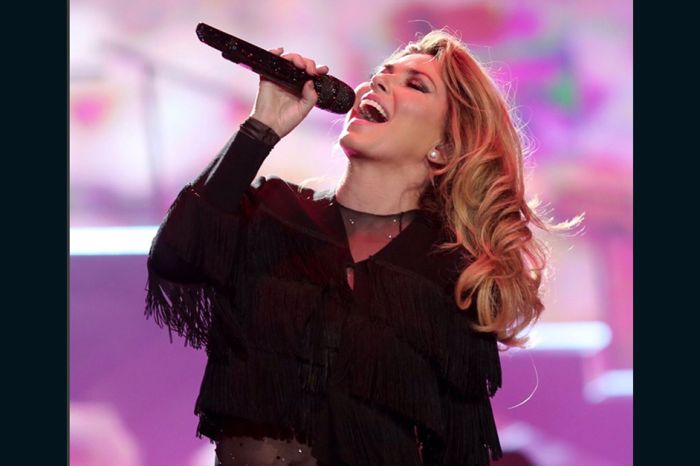 Shania Twain's new song will have you smiling from ear-to-ear