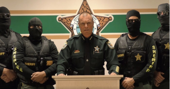 Florida sheriff declares war on heroin dealers in this ultra-menacing video warning