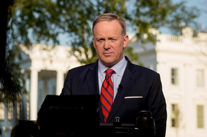 After months of speculation, Sean Spicer is officially out of Trump's White House