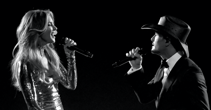 Tim McGraw and Faith Hill pay tribute to a dearly departed icon with this cover