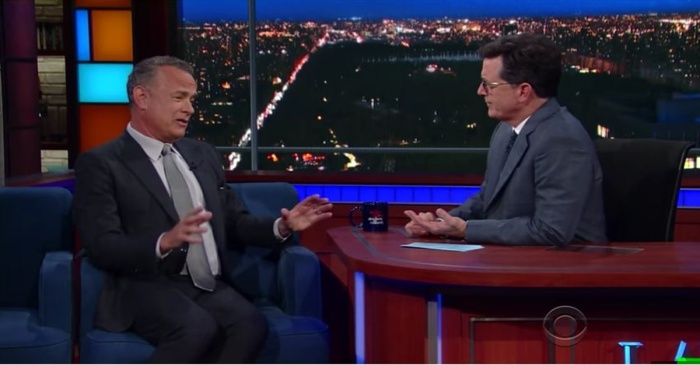 Tom Hanks let us in on what really happened during his vacation with the Obamas