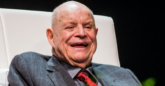 A teary-eyed Jimmy Kimmel reveals how his close friend Don Rickles wanted to be remembered