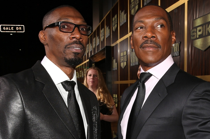 Comedian reveals the faith-based advice that Charlie Murphy gave him that he still carries with him