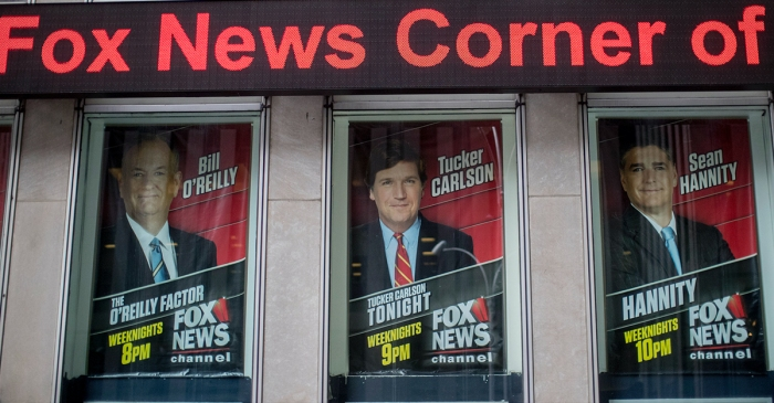 The woman in charge of leading the next incarnation of Fox News may have some problems of her own