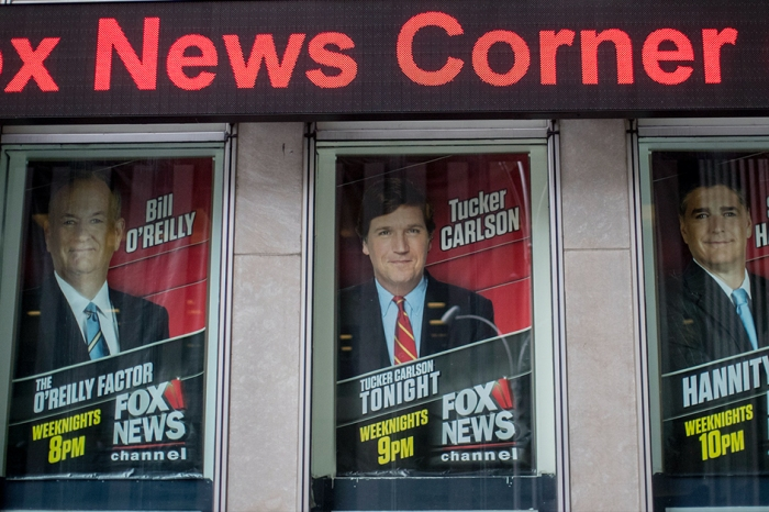 There are reports of another lawsuit against Fox News from one of its former employees