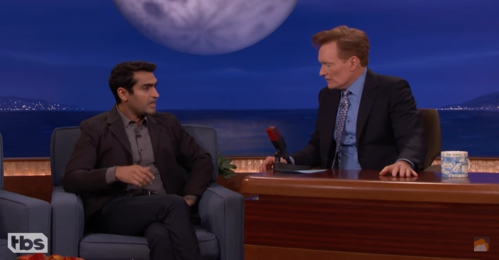 "Comedian relives his worst plane experience ever on ""Conan"""