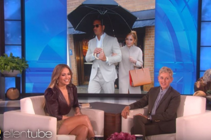 Jennifer Lopez opens up to Ellen DeGeneres about when her relationship with A-Rod really began