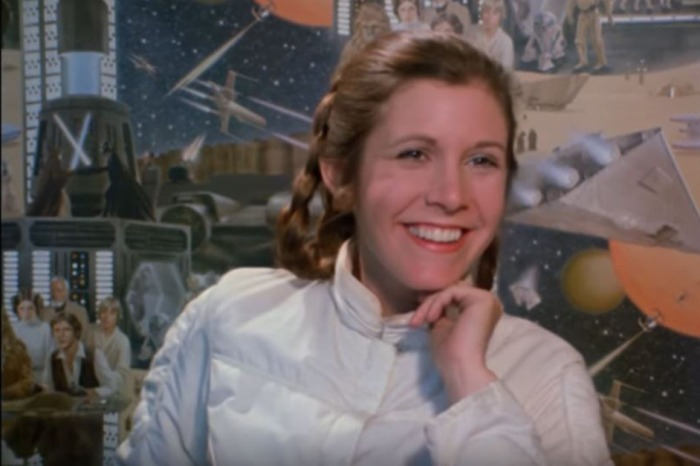 "This tribute to Carrie Fisher is what every ""Star Wars"" fans needs to say goodbye to Princess Leia"