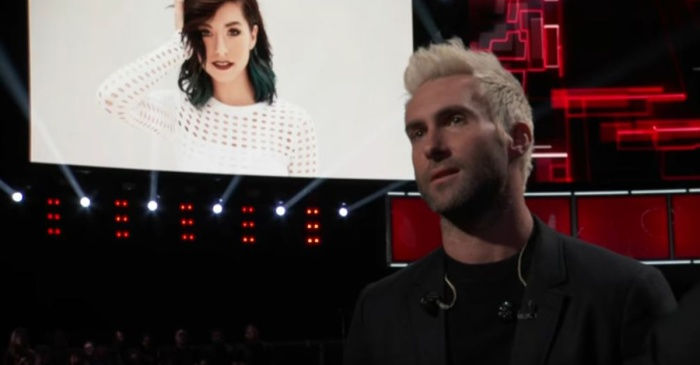 "Adam Levine shared an emotional tribute to Christina Grimmie on ""The Voice"""