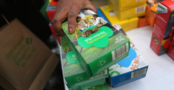 Kentucky Girl Scouts troop leader accused of stealing thousands of dollars worth of Girl Scout cookies