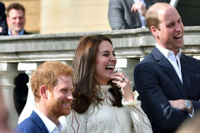 Your heart will be moved when you hear why the royals invited children to Buckingham Palace