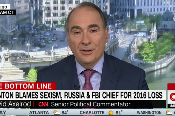 Former Obama aide David Axelrod has some advice for Hillary Clinton following her 2016 election loss