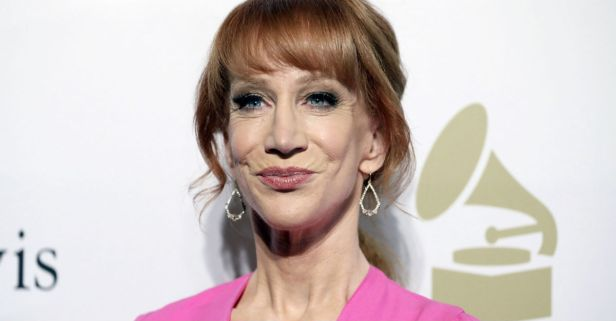 Be thankful you live in a country where Kathy Griffin is free to be a reprehensible moron
