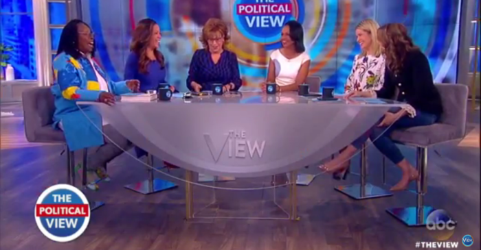 "Condoleezza Rice explains on ""The View"" why America shouldn't worry so much about Russia"