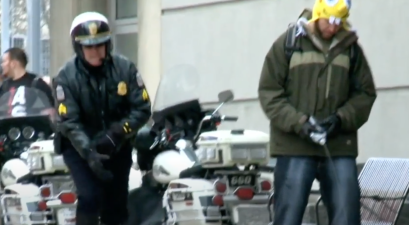 Pee Prank Police