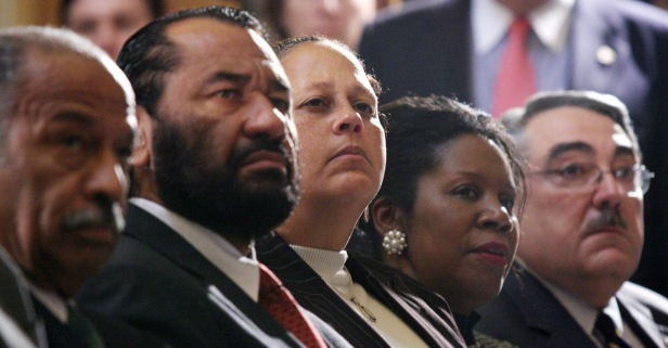 Houston-area Rep. Al Green just exposed racist constituents in a very public forum