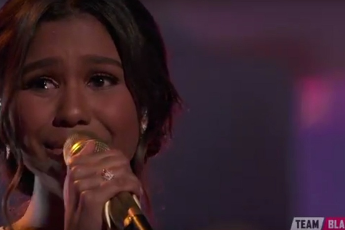 "A standout breaks down during this heart-wrenching performance on ""The Voice"""