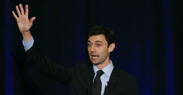 Jon Ossoff was Democrats' Scott Brown—except that he lost