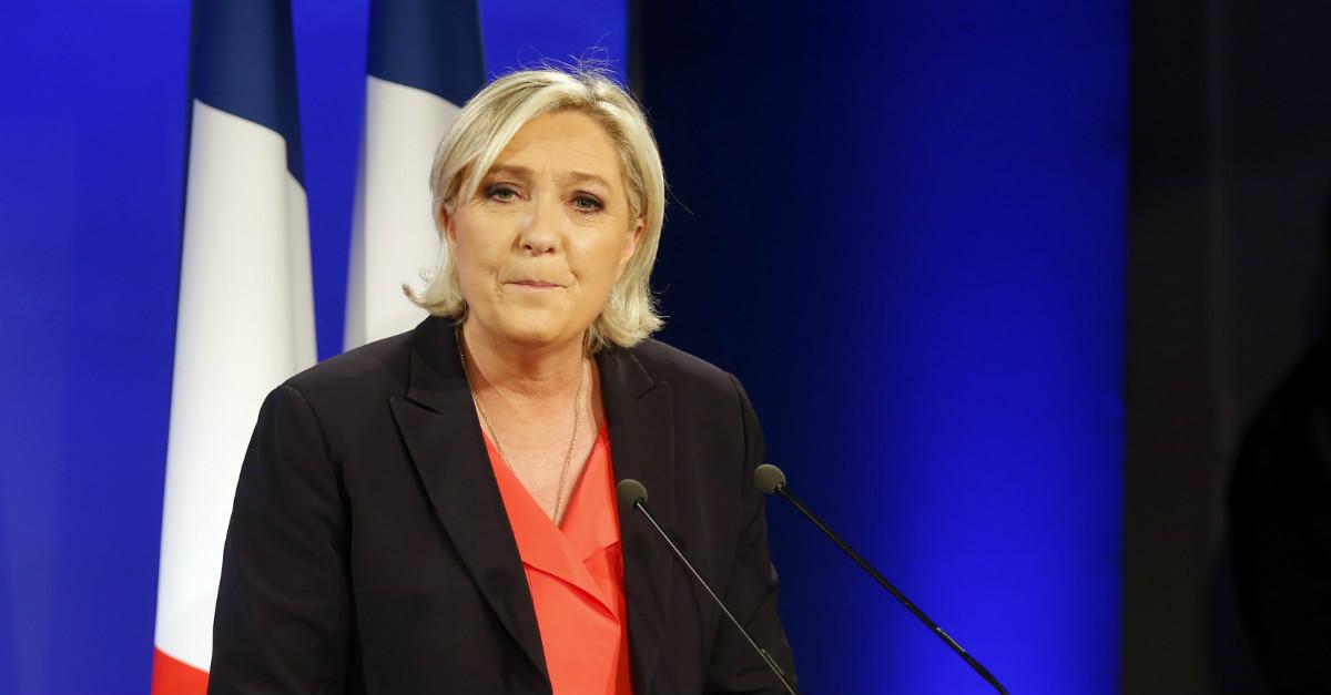 The French establishment should stop congratulating itself for Marine Le Pen's loss