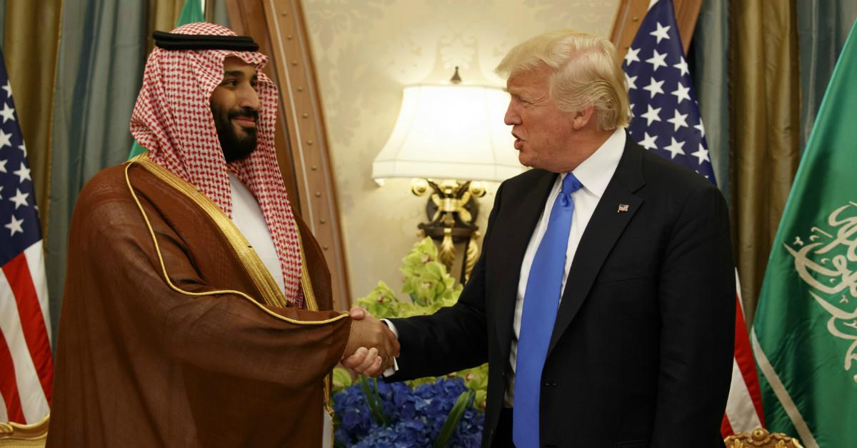 Stop the Saudi arms deal