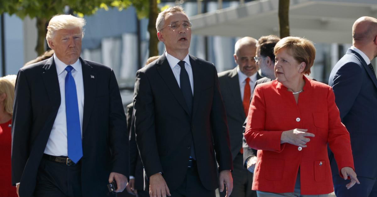 Missing from Donald Trump's Brussels speech: NATO's longest war
