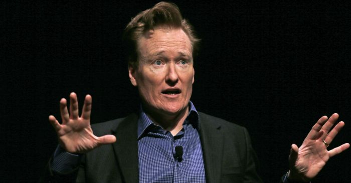 In the comedy trial of the century, Conan O'Brien is going to court over stolen jokes