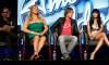 Randy Jackson, Mariah Carey, Keith Urban, Nicki Minaj