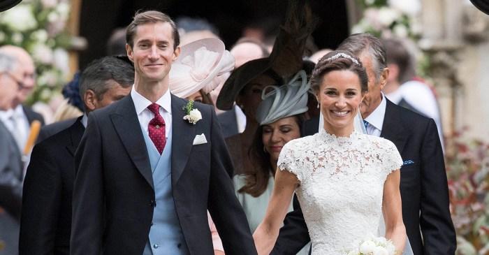 Newlyweds Pippa Middleton and James Matthews are enjoying their honeymoon in paradise