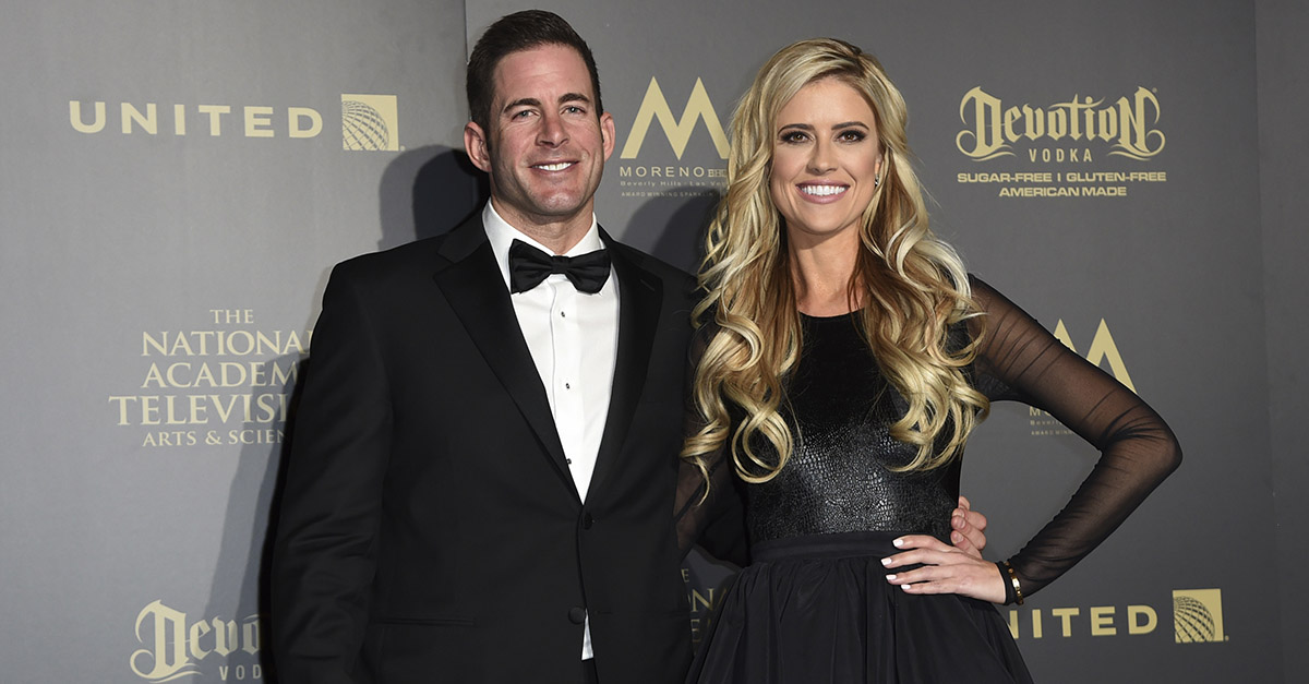 Christina El Moussa got herself a new job that could make Tarek pretty upset