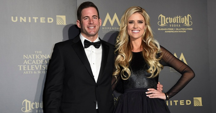 "Tarek and Christina El Moussa reunite to celebrate the upcoming season of ""Flip or Flop"""