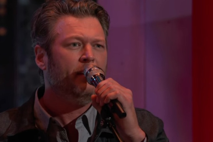 "Blake Shelton puts a broken heart on full display in this ""The Voice"" performance"