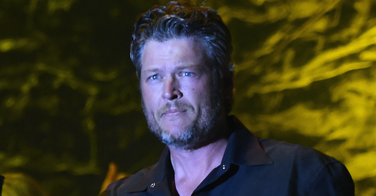 """Blake Shelton reveals how long he's sticking with """"The Voice"""""""