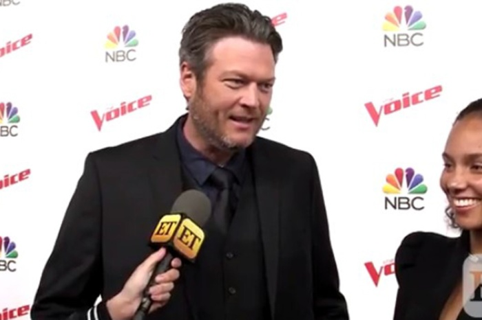 "Bake Shelton reveals why he doesn't want Miley Cyrus and Kelly Clarkson on ""The Voice"" together"