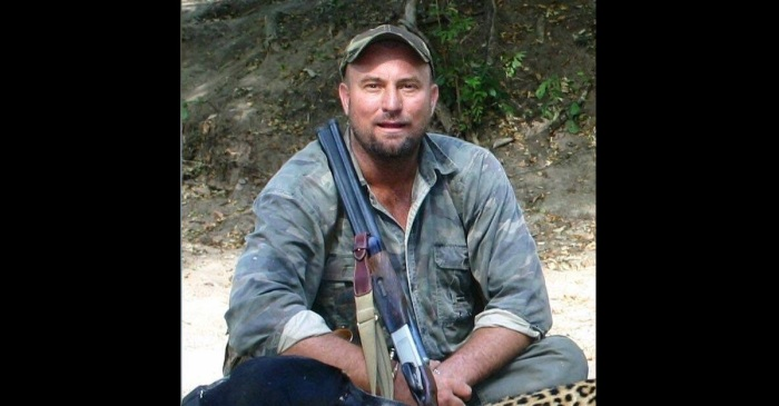 A big-name hunter was crushed to death by one of the animals he was pursuing