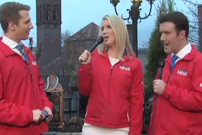 Get ready to laugh — here are the best news bloopers from the month of April