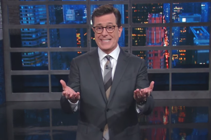 Colbert doubles-down on his rhetoric after cries of #FireColbert circulated online