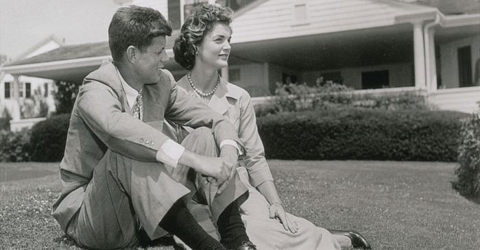 These rare never-before-seen photos of JFK will bring you back to a bygone age