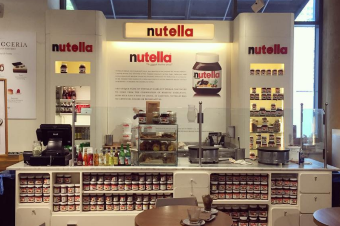 It's time to get excited for the world's first Nutella Cafe in the Windy City