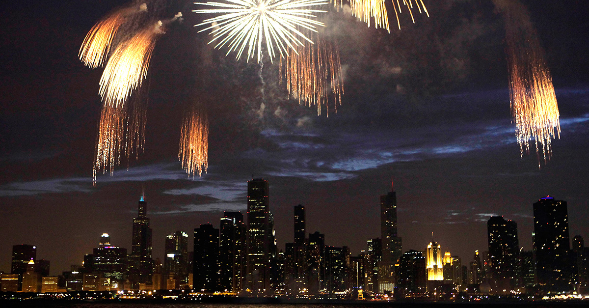Stay safe Chicago: watch this safety video to know the difference between fireworks and gunshots