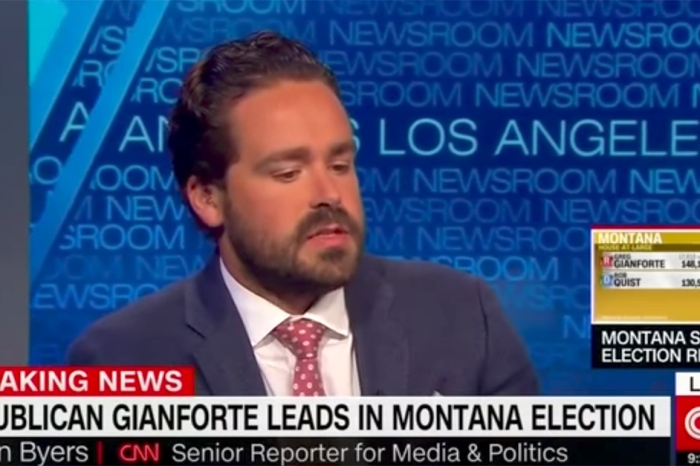 CNN reporter perfectly explains the problem with the mainstream media