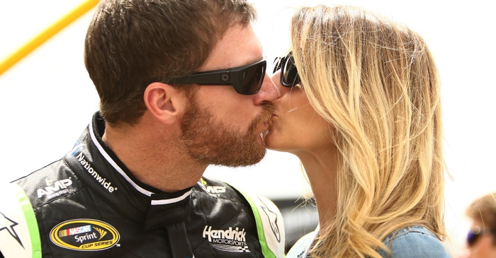 Dale Earnhardt Jr. and wife Amy just announced big plans for life after NASCAR