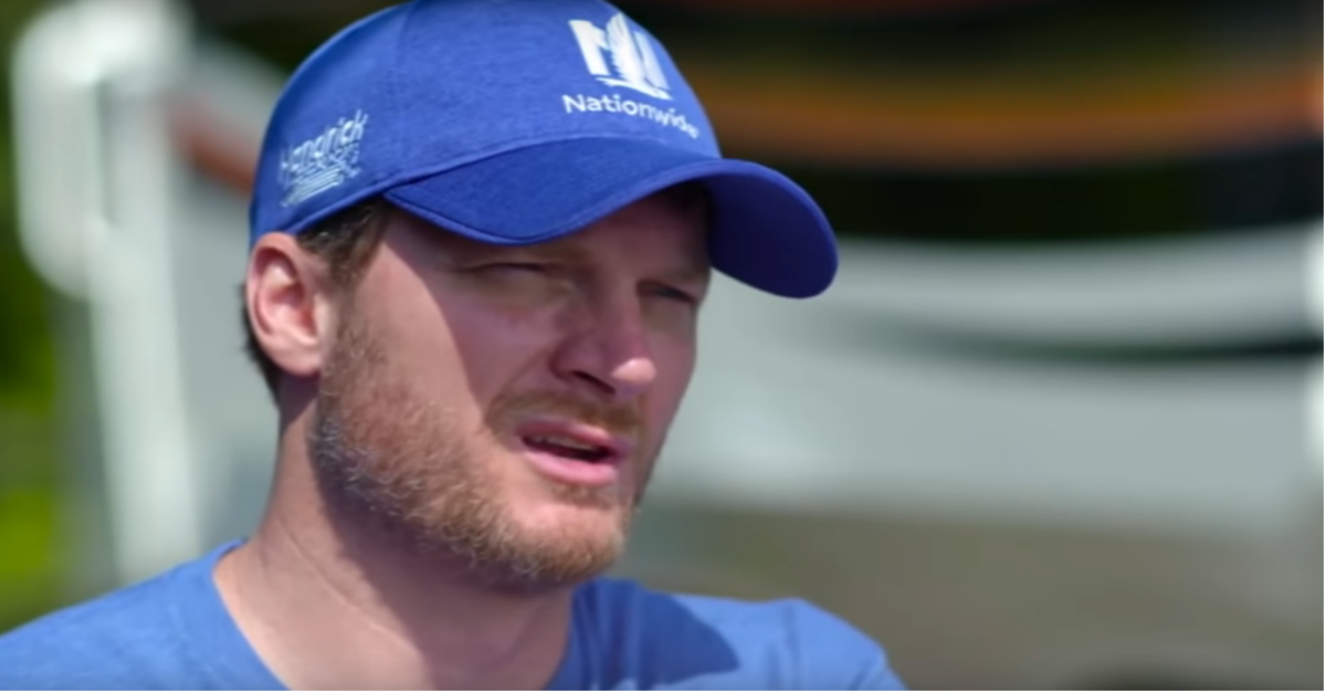 Dale Earnhardt Jr. admits to feeling some sorrow over retirement decision