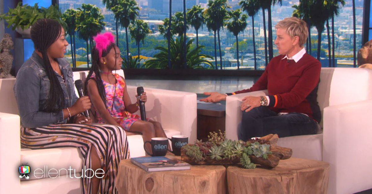 Ellen DeGeneres has a big surprise for this 9-year-old superfan