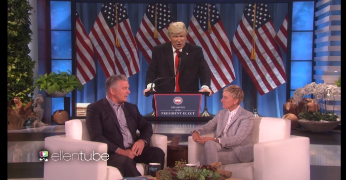 "Alec Baldwin reveals that Donald Trump was invited to appear alongside him on ""SNL"""