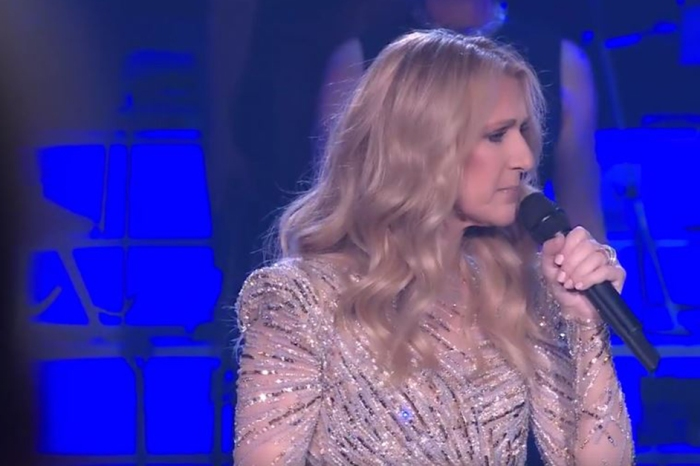 Céline Dion was choked up as she shared this beautiful tribute to the victims of the Manchester attacks