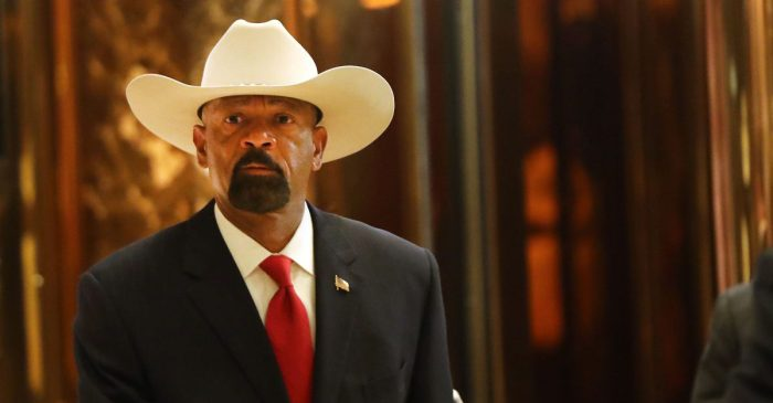 DHS contests news that Milwaukee Sheriff David Clarke will join the Trump administration