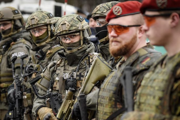 German police uncover intricate military assassination plot